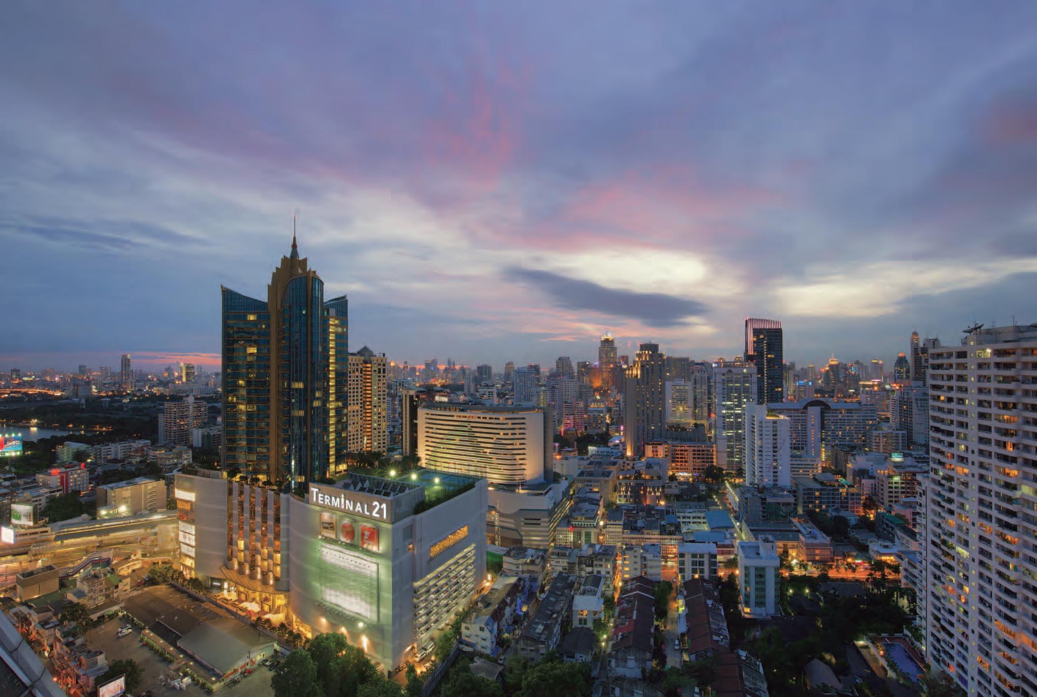 ASHTON-Asoke-Bangkok, Thailand ashton asoke bangkok ASHTON Asoke Bangkok |Showflat Hotline +65 61007122 Aerial view Terminal 21