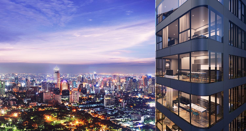 ASHTON-Asoke-Bangkok, Thailand View ashton asoke bangkok ASHTON Asoke Bangkok |Showflat Hotline +65 61007122 Ashton Asoke View 1