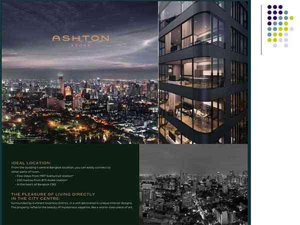 ASHTON-Asoke-Bangkok, Thailand View ashton asoke bangkok ASHTON Asoke Bangkok |Showflat Hotline +65 61007122 Ashton Asoke View