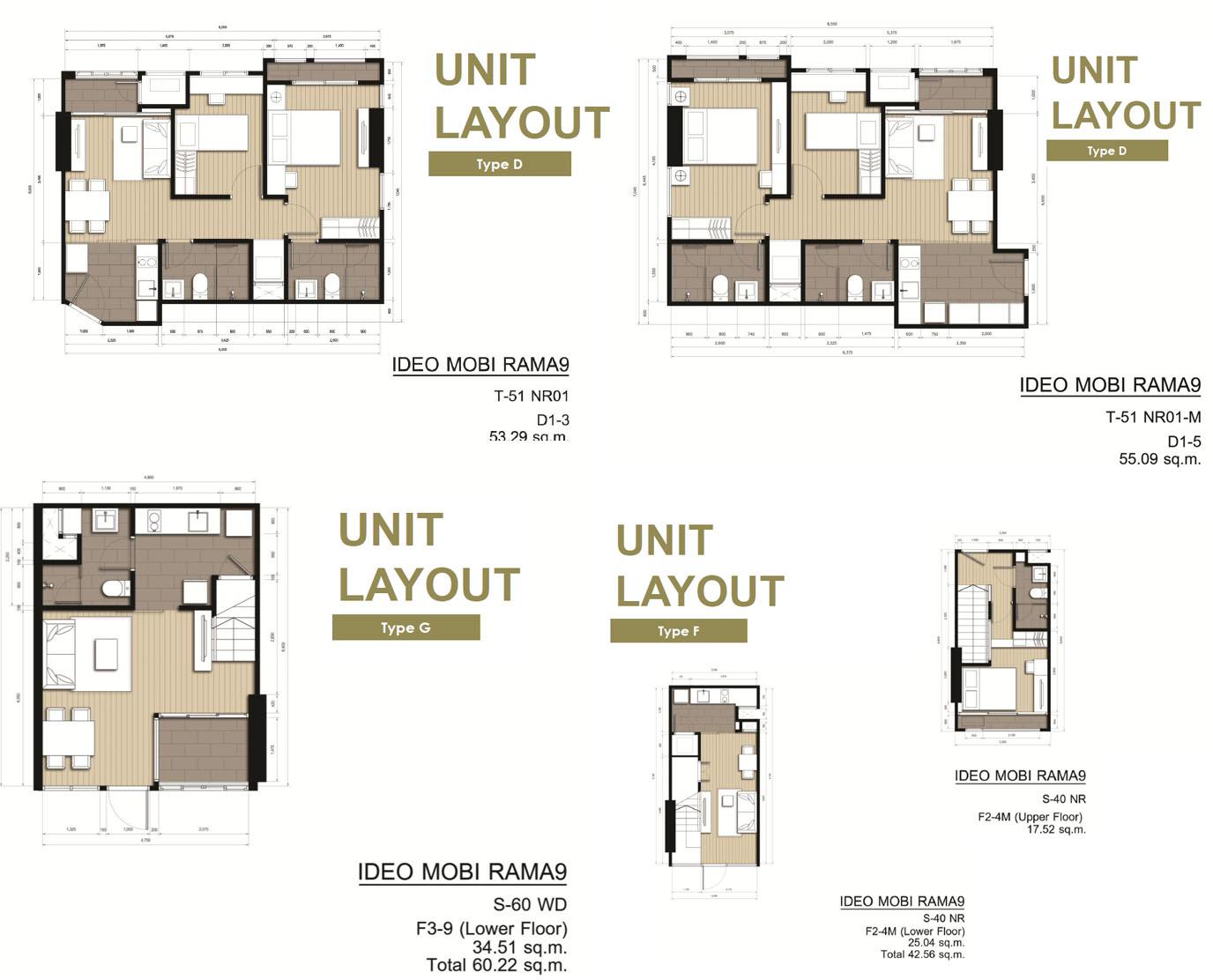 Ideo Mobi-Rama-9-Condo-Bangkok Floor Plan ideo mobi rama 9 Ideo Mobi Rama 9  Showflat | Showflat Hotline 61007122 Ideo mobi rama 9 unit floor plan