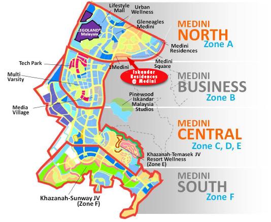 Iskandar-Residences-Medini-Malaysia Location iskandar residences Iskandar Residences Medini | Malaysia Iskandar Residences Location