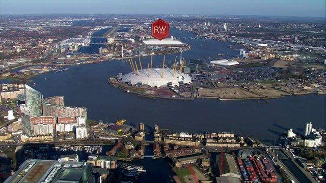 Royal Wharf-London Site Plan