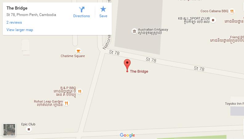 the bridge soho location