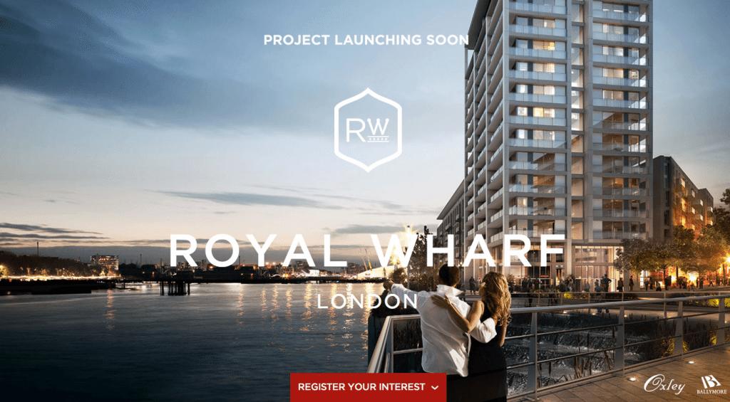 Royal Wharf-London Register