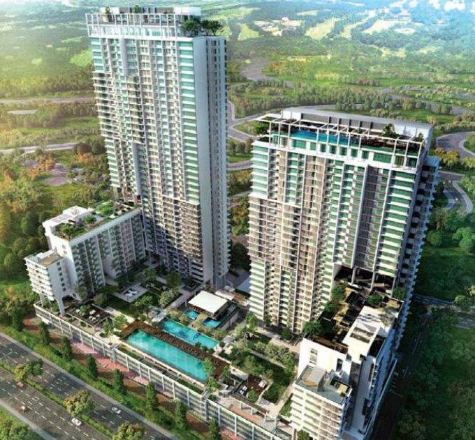 Iskandar Residences Medini | Malaysia iskandar residences Iskandar Residences Medini | Malaysia ir facade