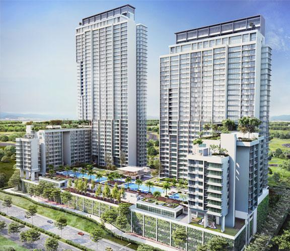 Iskandar-Residences-Medini-Malaysia  iskandar residences Iskandar Residences Medini | Malaysia iskandar residences facade