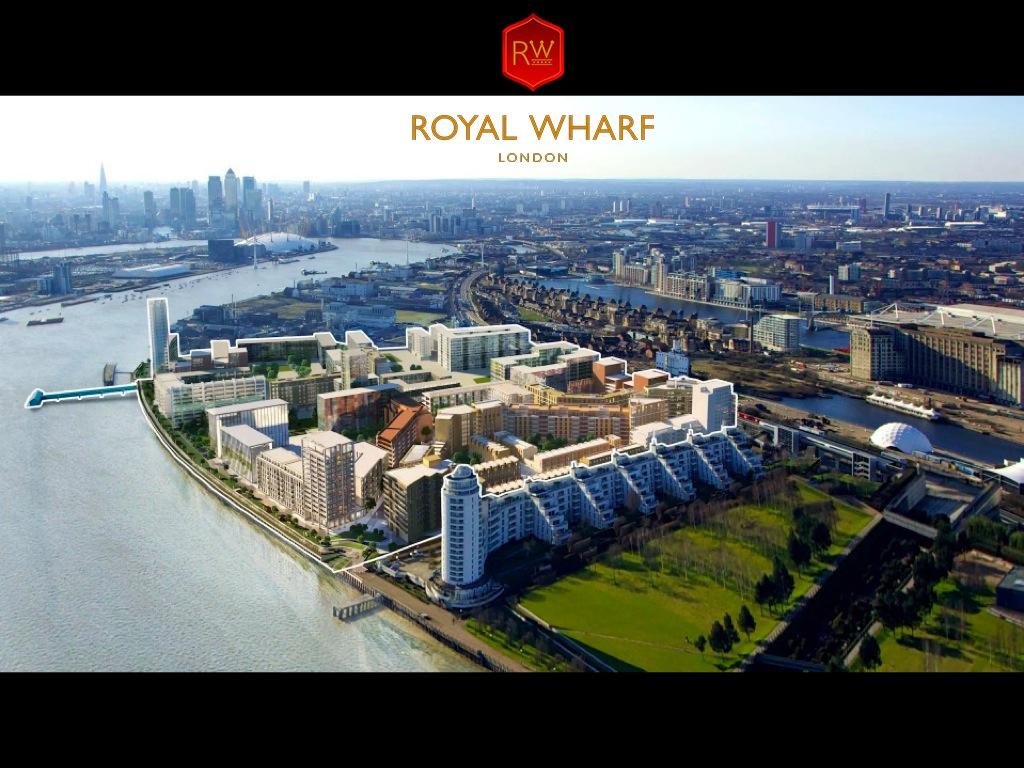 Royal Wharf London | UK