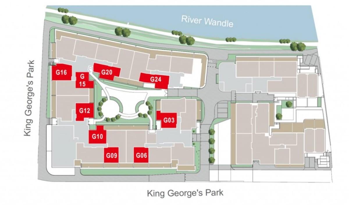 Westfield-House SitePlan westfield house Westfield House Showflat Location | Showflat Hotline 61007122 site plan g1