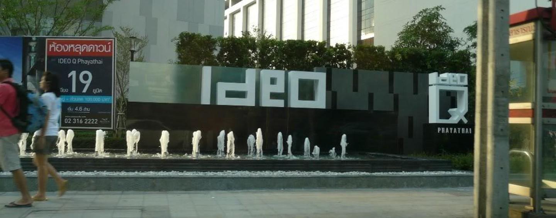 Ideo Q Phayathai Condo | Thailand