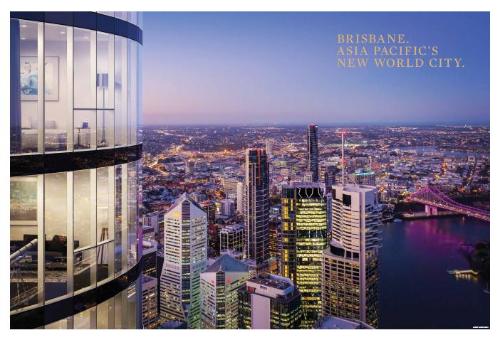 brisbane skytower Aerial view brisbane skytower Brisbane SkyTower Australia | City's Highest Residential Tower 2015 02 22 18 38 11 Dropbox Brisbane Skytower Brochure