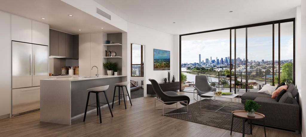 alto apartments toowong living