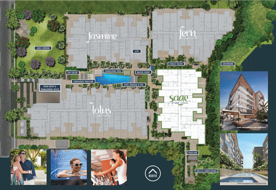 Jade Albion Sage site plan jade albion sage Jade Albion Sage - Stage 1 Residential Apartments | Brisbane 2015 03 19 19 28 02 Sage Brochure