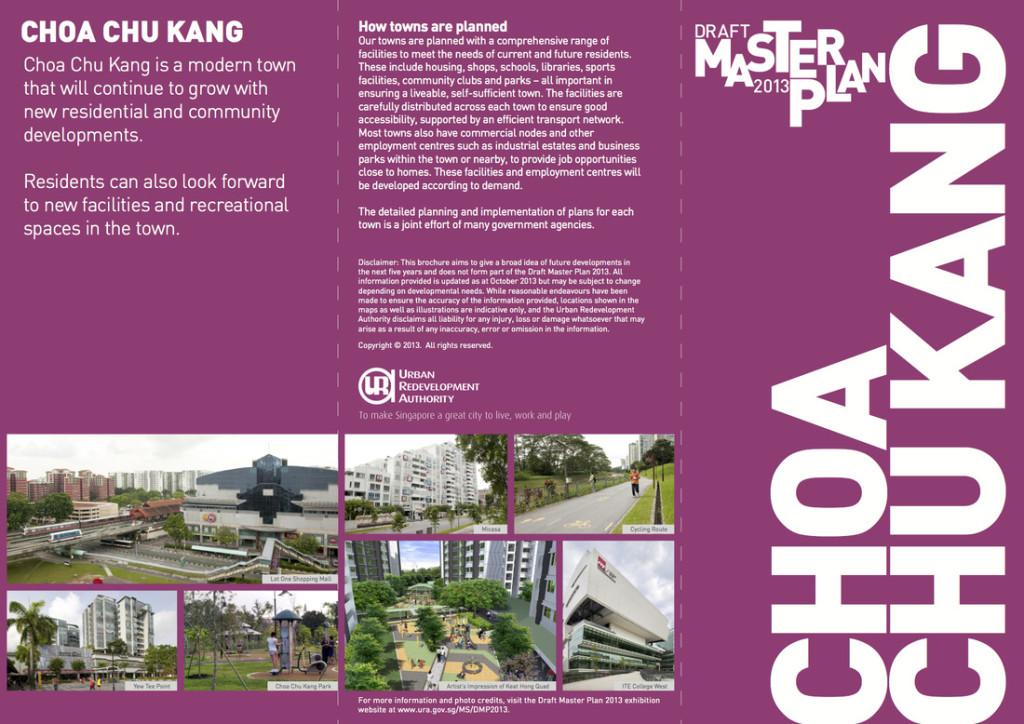 Cha Chu Kang Master Plan sol acres Sol Acres EC @ Choa Chu Kang |Showflat Hotline 61007122 Cha Chu Kang Master Plan 1