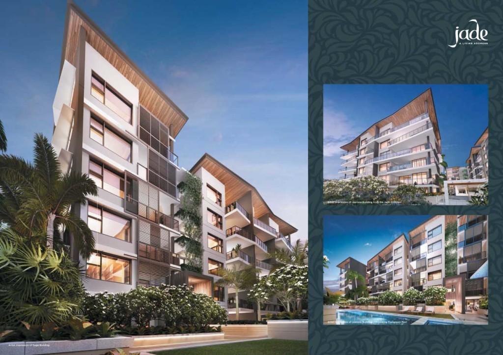 Jade Albion Sage design jade albion sage Jade Albion Sage - Stage 1 Residential Apartments | Brisbane original 2