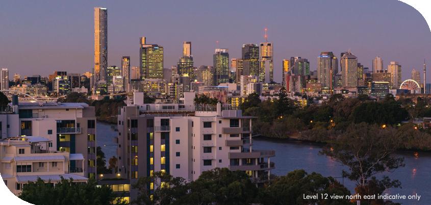 Landmark Toowong level 12 view landmark toowong Landmark Toowong , Brisbane | Australia slider3