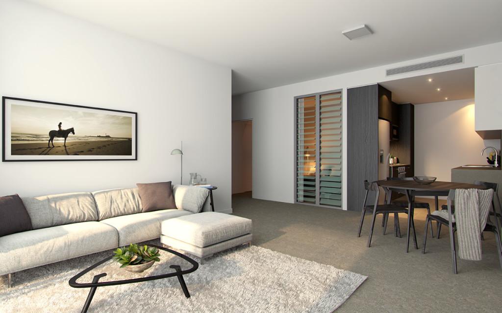 Savoir Faire Residences II Lounge savoir faire residences Savoir Faire Residences II - Milton | Brisbane 1419 ApartmentC1 R002