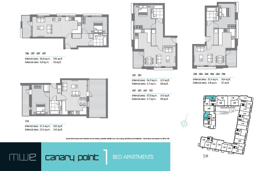 Marine Wharf East floor plan marine wharf east Marine Wharf East -Canary Wharf | Zone 2 London UK Property Investment 2015 04 03 19 58 08 Marine Wharf East brochure 1 9 14