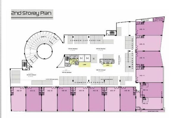 Gemini Floor Plan gemini @ sims Gemini @ Sims Industrial   Showflat Hotline 61007122  plan2