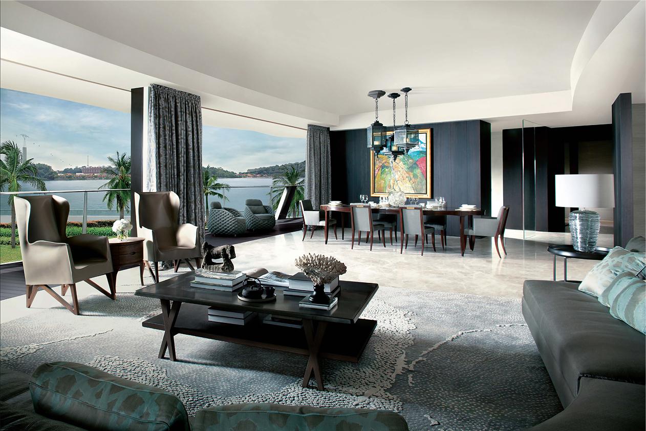 Universal City Luxury Apartments