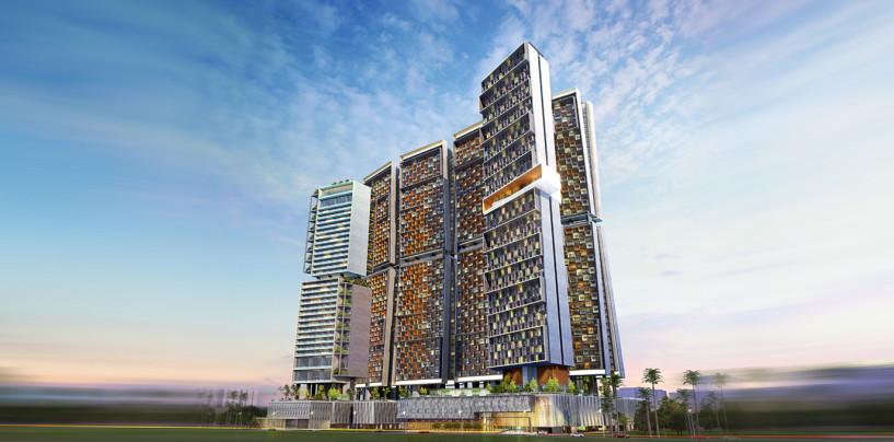 The Bay Cambodia | Showflat Hotline +65 61007122 | Cambodia Property