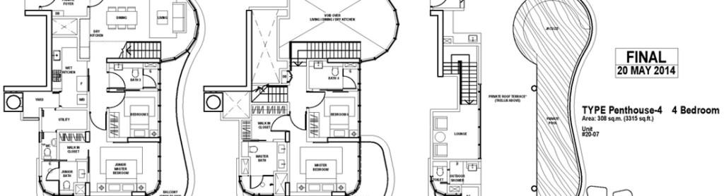 amber-skye floor plans amber skye condo Amber Skye Condo | Showflat Hotline 61007122 c