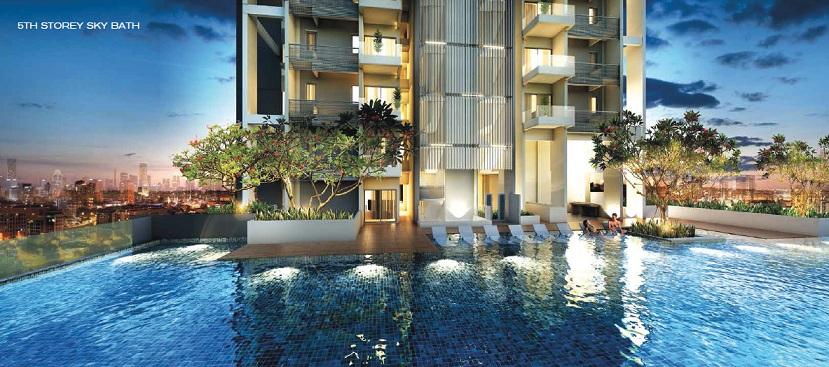 forte suites pool forte suites Forte Suites Condo @ Rangoon | Showflat Hotline 61007122 fortesuites1