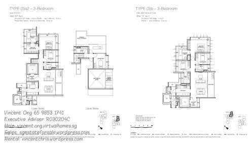 one-balmoral floor plan one balmoral One Balmoral | Showflat Hotline 61007122 one balmoral 14