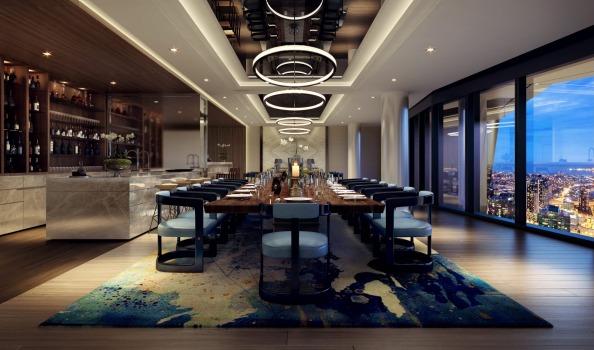 Dining australia 108 Australia 108 @ Melbourne Showflat Hotline +65 97555202 1428460691167 1