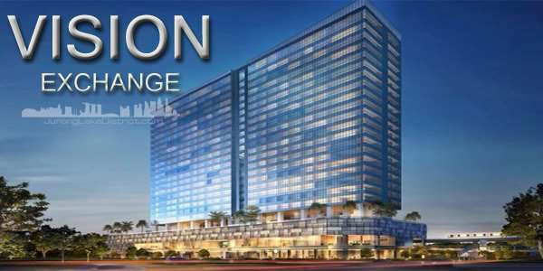 Vision Exchange | Singapore 2nd CBD in Jurong East | Offices for Sale