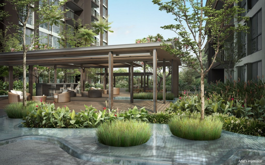 Water-Court belle woods Belle Woods EC | Showflat Hotline +65 97555202 Bellewoods Water Court at Evergreen Forest