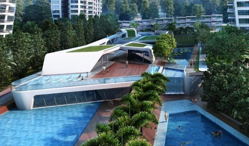 D'-Leedon-Pool d leedon D Leedon | Singapore D    Leedon Image 1