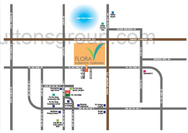 Flora-vista-Location floravista Floravista | Showflat Hotline +65 6100 7122 Floravista Floraview Location
