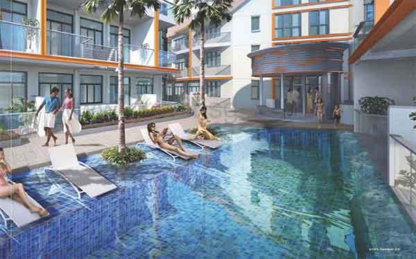 Pool floraview Floraview | Showflat Hotline +65 6100 7122 Floravista Floraview Pool1