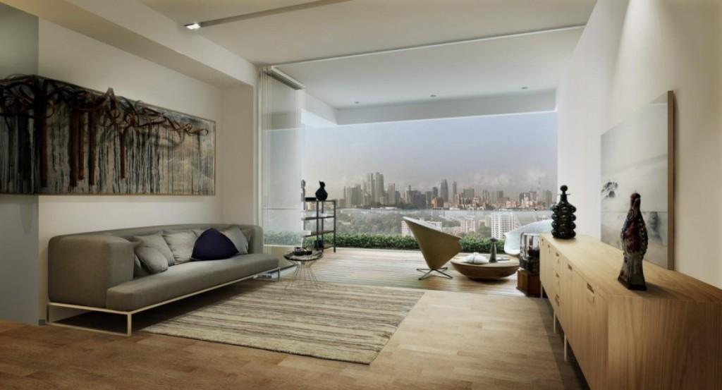 Living Room bartley ridge Bartley Ridge | Showflat Hotline +65 97555202 Gilstead 2 Floor Plans