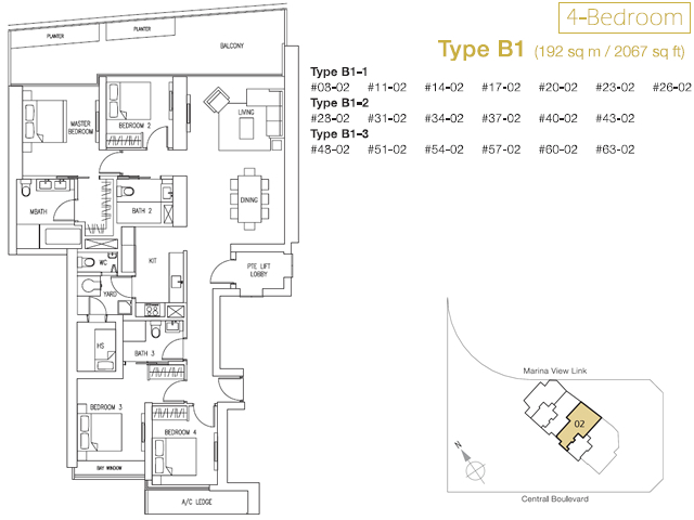 Marina Bay Suites Floor-Plan marina bay suites Marina Bay Suites | Showflat Hotline +65 6100 7122 | View Actual Unit Marina Bay Suites Floor Plan 4