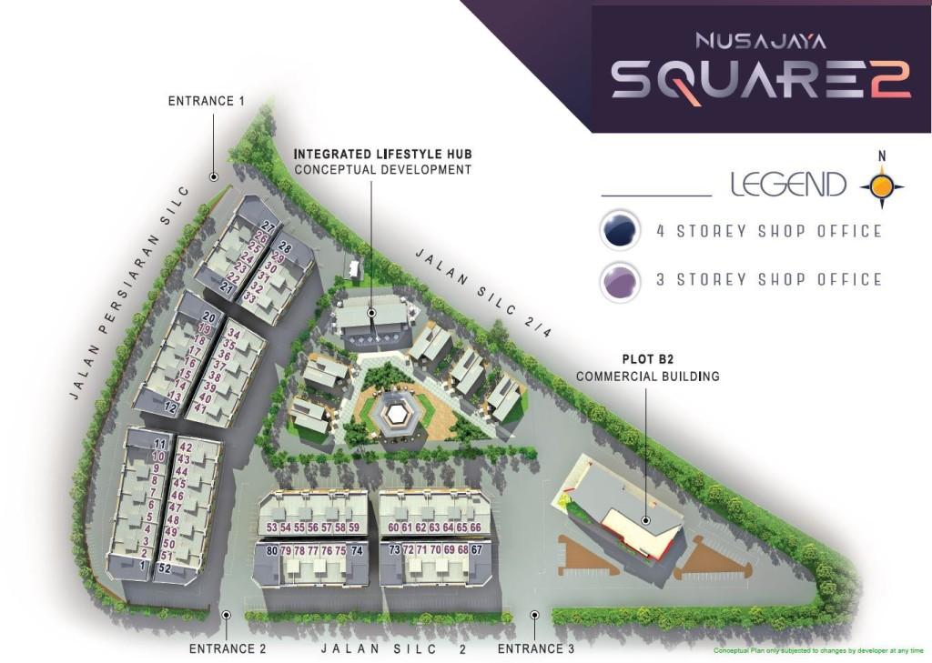 Nusajaya-Square-2-Site-Plan nusajaya square 2 Nusajaya Square 2 Malaysia | Showflat Hotline +65 6100 7122 Nusajaya Square 2 Site Plan