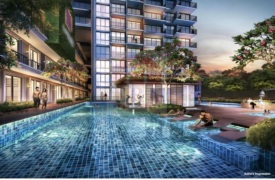 Sant Ritz Pool sant ritz Sant Ritz | Singapore Sant Ritz pic 3
