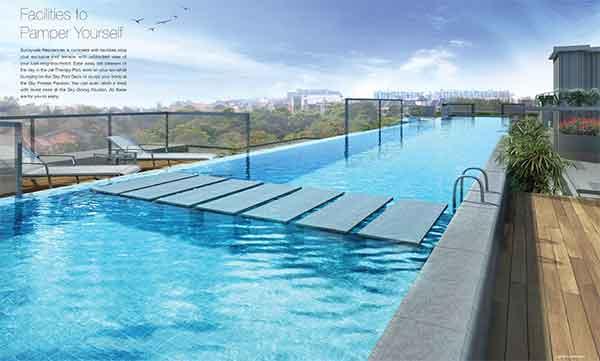 Sunnyvale-Residences-Sky-Pool sunnyvale residences Sunnyvale Residences | Singapore Sunnyvale Residences Sky Pool