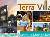 Terra Villas @ Kembangan | Showflat Hotline +65 6100 7122