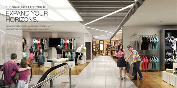 Trio Retail Shops trio @ sam leong TRIO @ Sam Leong | Showflat Hotline 61007122 Trio   Sam Leong Retail Shops