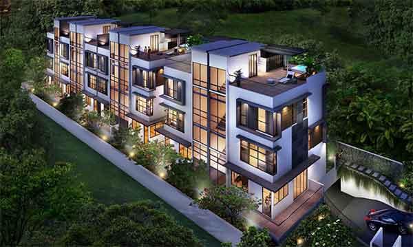 Urban-Villas urban villas Urban Villas @ Paya Lebar Crescent | Showflat Hotline +65 6100 7122 Urban Villas