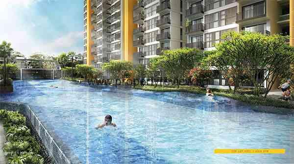 Pool westwood residences Westwood Residences EC |Showflat Hotline +65 97555202 Westwood Residences Pool1