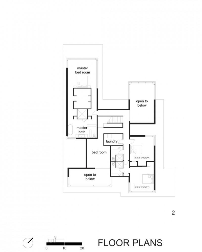 White House Residences Floora Plan