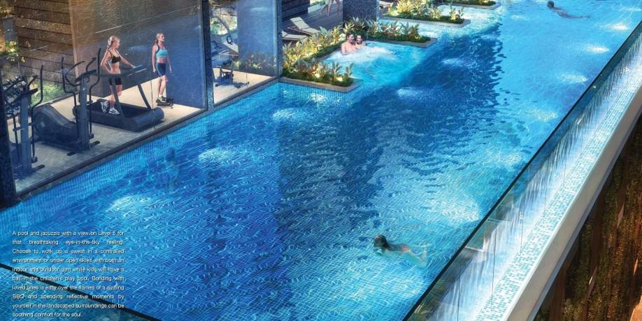 Swimming Pool cradels Cradels | Singapore cradels6