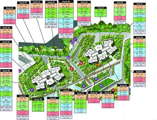 D'Leedon-Site-Plan d leedon D Leedon | Singapore dLeedon Site Plan