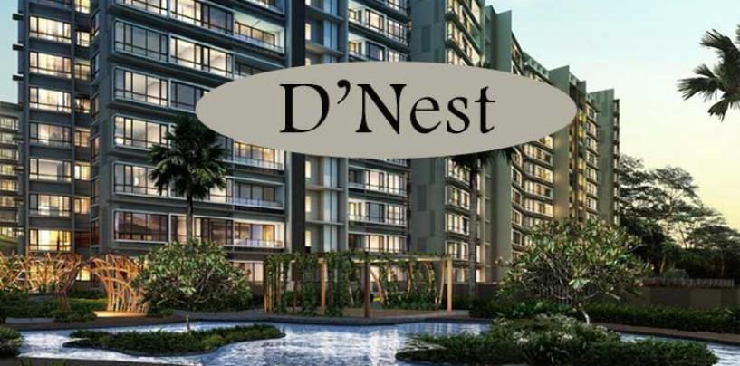 d nest Showflat | Showflat Hotline +65 6100 7122 | CDL Pasir Ris Condo