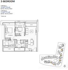 D'Nest-Floor-Plan d nest d nest Showflat | Showflat Hotline +65 6100 7122 | CDL Pasir Ris Condo images5
