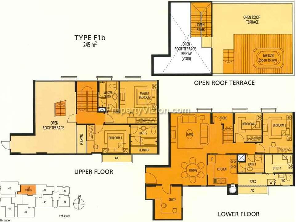 The-Montana-Floor-Plan the montana The Montana | Showflat Hotline +65 97555202 montana 8