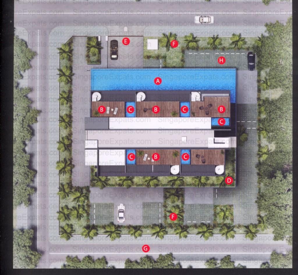 site plan cradels Cradels | Singapore siteplan