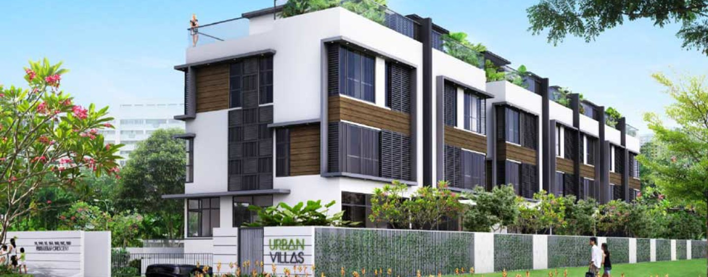 Urban Villas @ Paya Lebar Crescent | Showflat Hotline +65 6100 7122